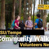 ASUTempe Community Walks
