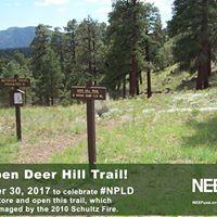 NPLD Deer Hill Trail Restoration Volunteer Event