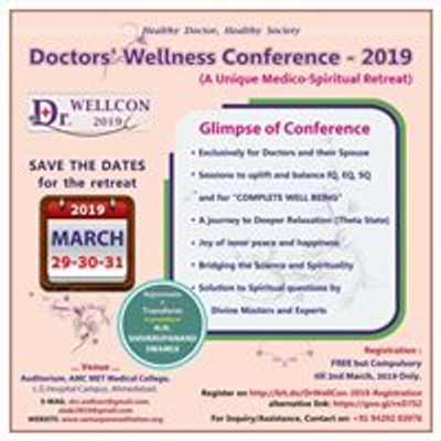 Doctors Wellness Conference 2019