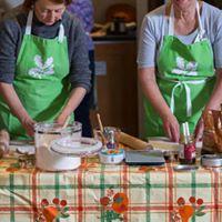 May half-term baking demonstration