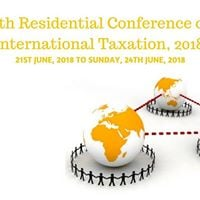 12th Residential Conference on International Taxation 2018