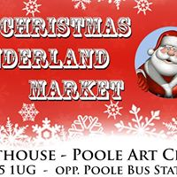 Christmas Wonderland Market at The Lighthouse Poole 191117