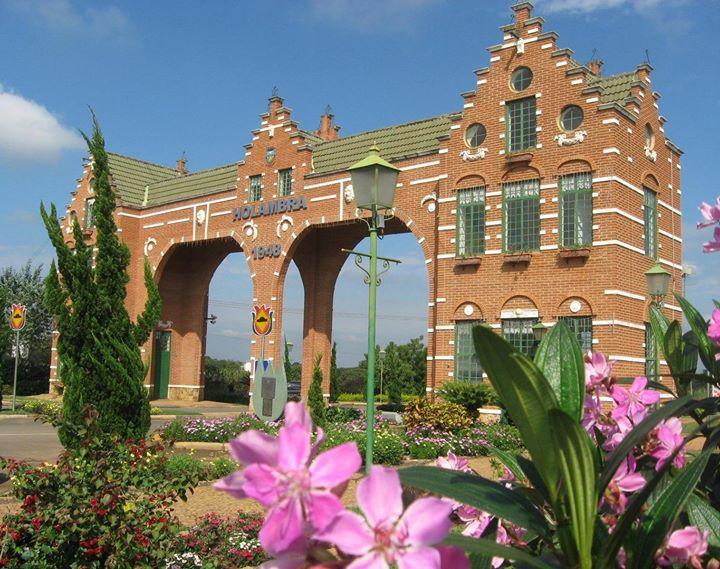 Holambra Plantações E Jardins De Flores E Adega At