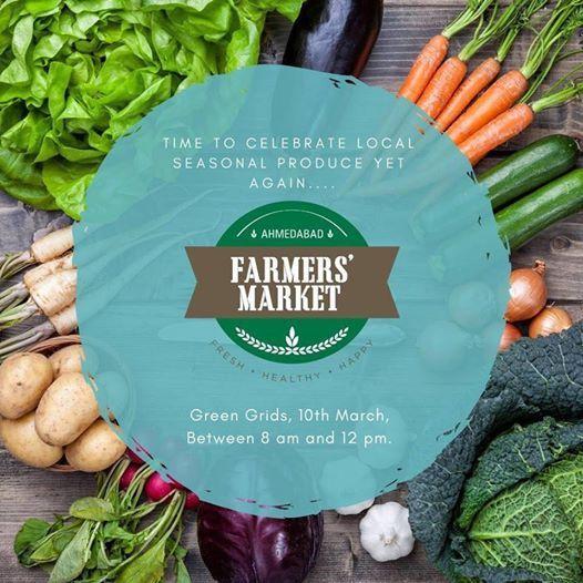 AHMEDABAD FARMERS MARKET 4.0