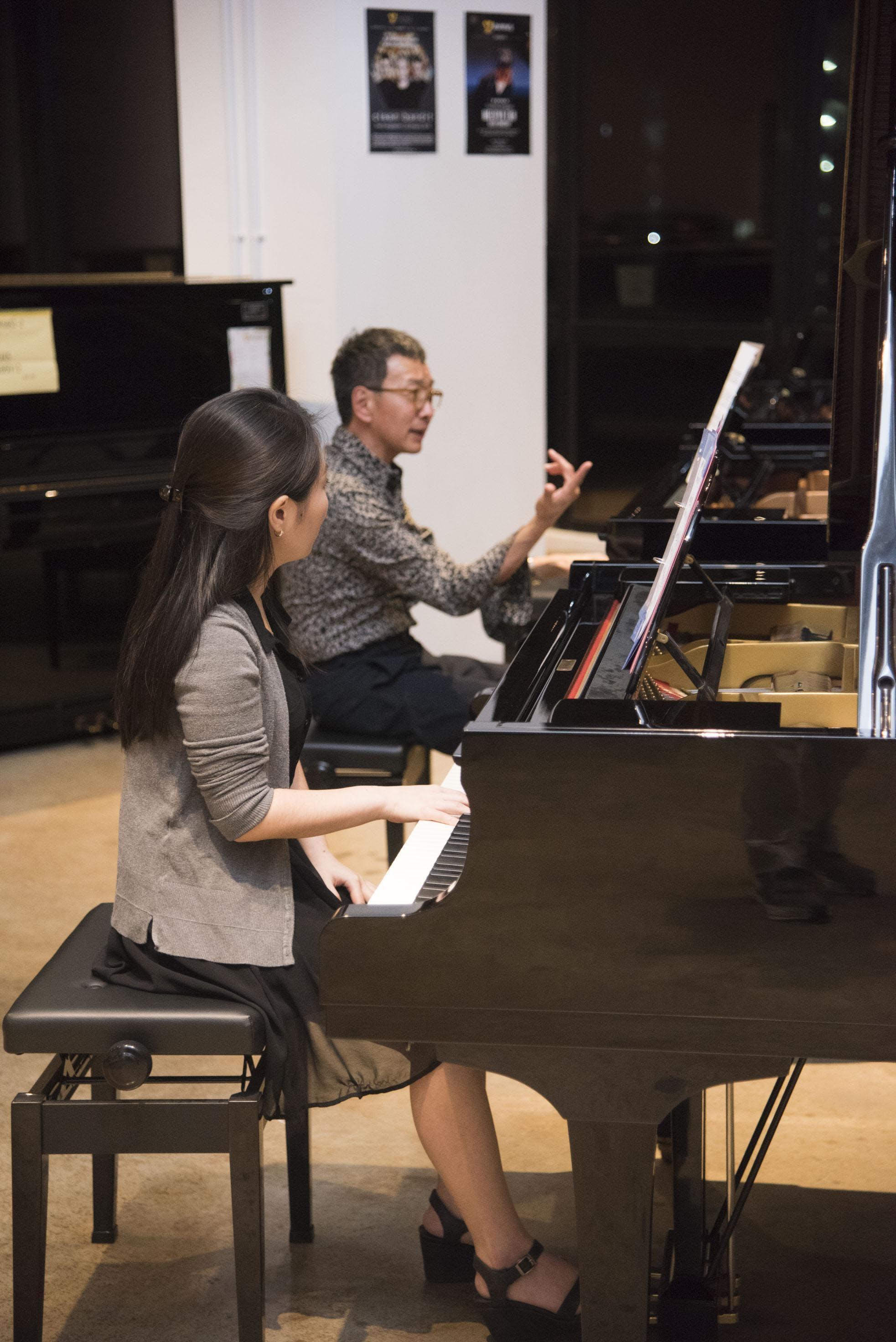 ChamberFest 2018 Masterclass 2 and Open Rehearsal