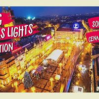 KK chasing Christmas lights Zagreb edition
