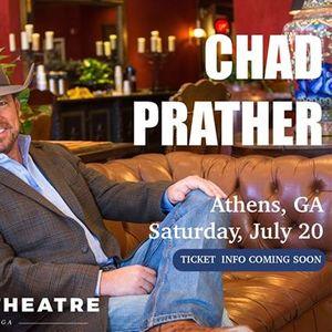 Chad Prather At Georgia Theatre Athens