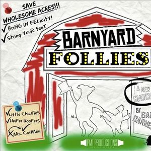PMT YAS Auditions Barnyard Follies