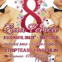 8 Martie - Ziua Femeii la Scoica Ballroom