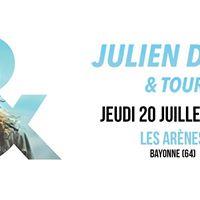 Julien Dor aux Arnes de Bayonne