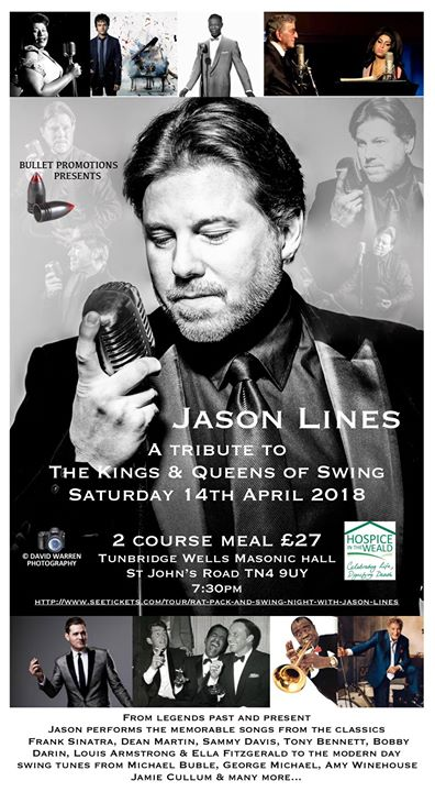 Jason Lines At Pizza Express Reigate Surrey