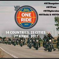Royal Enfield RE One Ride 2017 - RT Chennai