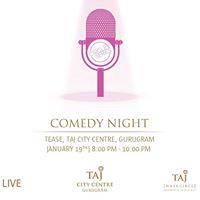 Circle Series Comedy Night