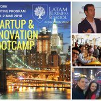StartUp &amp Innovation Bootcamp - New York