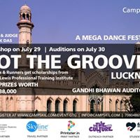 Got The Grooves Lucknow.