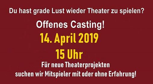 Offenes Casting