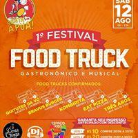 Festival Gastronmico e Musical