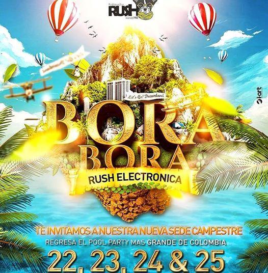Bora Bora Vol 8