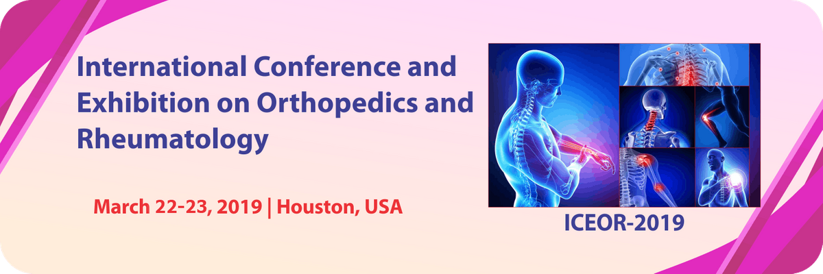 International Conference and Exhibition on Orthopedics and Rh at