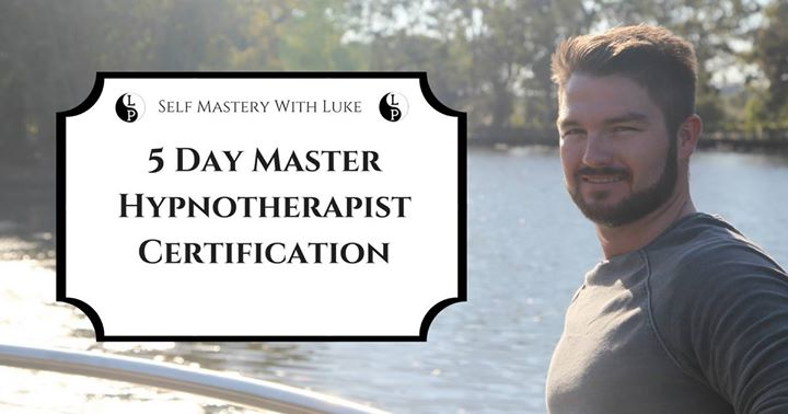 Hypnotherapy Certification Training - With Luke Pearce at Prana ...
