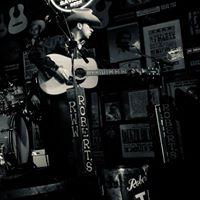 Matt Campbell &amp His Band at Adairs Saloon