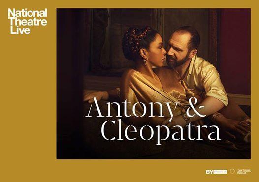 Film National Theatre Antony & Cleopatra