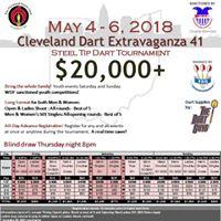 Cleveland Dart Extravaganza 41
