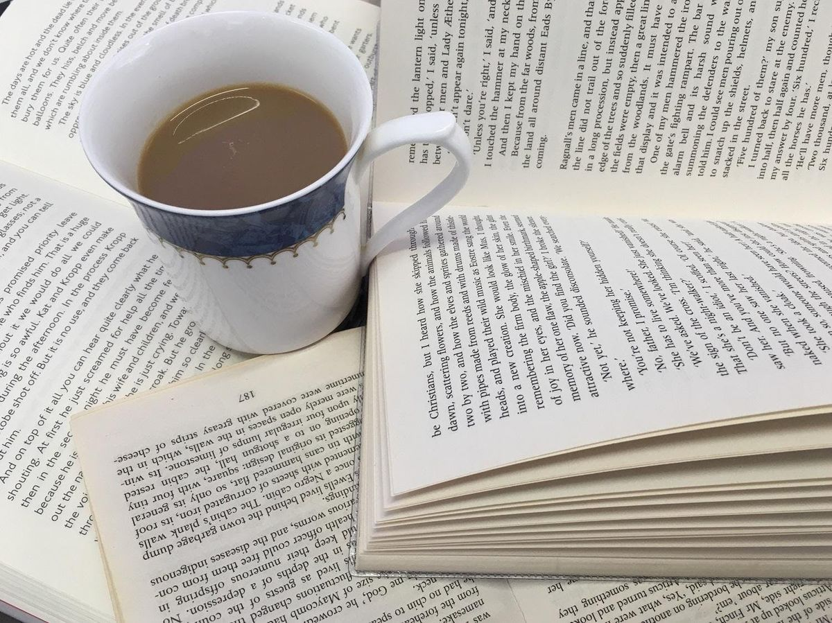 Coffee Morning and Book Sale (Thornton)