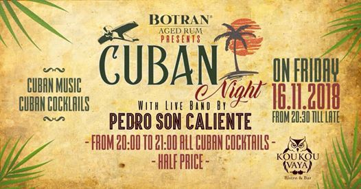 Cuban Friday