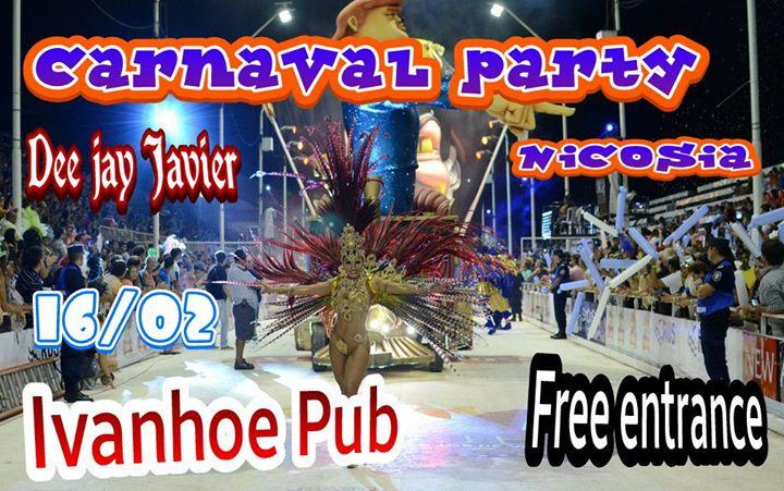Carnaval Party  Ivanhoe Pub
