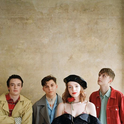 Sophie And The Giants - Kln Artheater