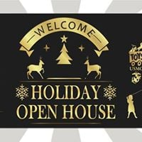Holiday Open House benefiting Toys for Tots
