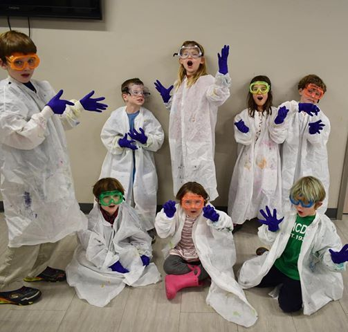 Semester of Science for Homeschool and Unschoolers