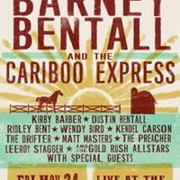 Barney Bentall and the Cariboo Express
