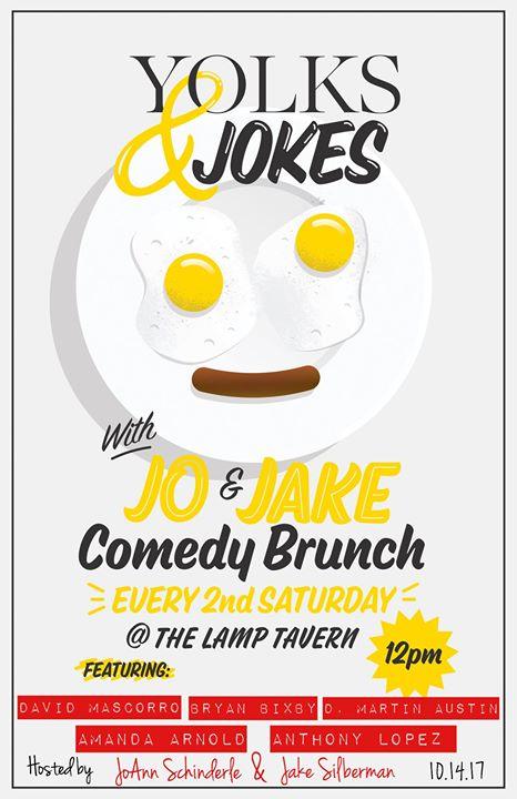 Yolks U0026 Jokes W/ Jo U0026 Jake