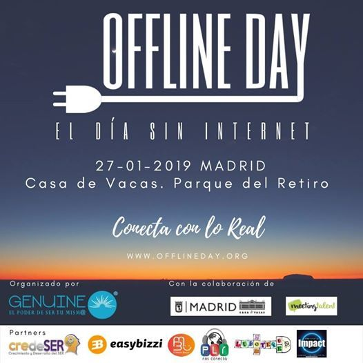 Offline Day 2019. El da sin internet
