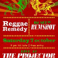 Reggae Remedy Live at The Projector