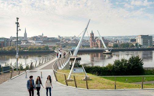Trip to DerryLondon Derry