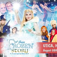 A Forever Frozen Story will be in Utica