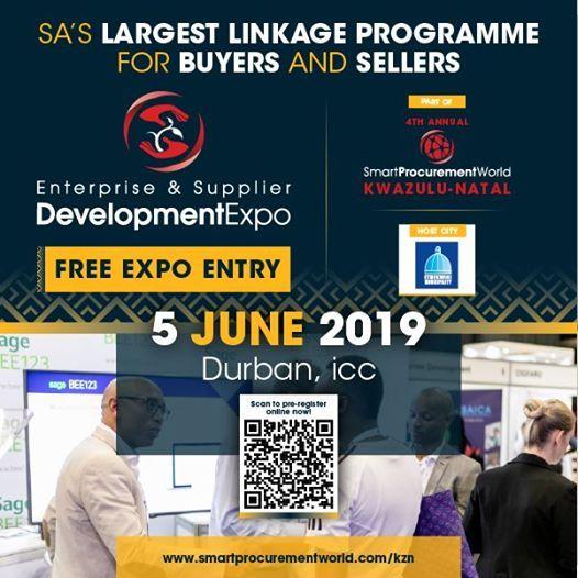 Smart Procurement World Enterprise & Supplier Development Expo