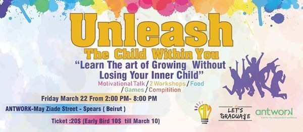Unleash The Child Within You