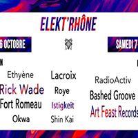 Elektrhne Festival 2017  Rick Wade Fort Romeau &amp More