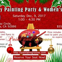Holiday Painting Party