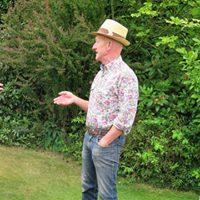 Celebrity Speaker Andy McIndoe talk on Garden Design