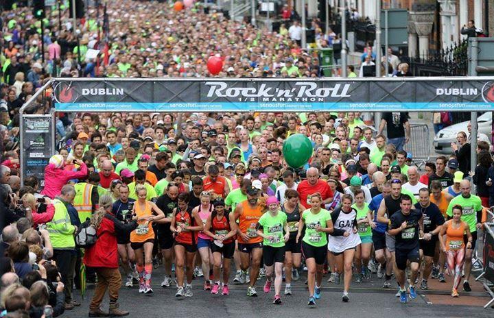 Dublin Half Marathon 2018