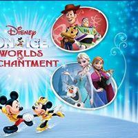 Germain Arena Presents Disney On Ice