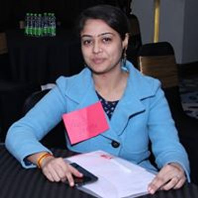Aarti Sharma- Business and Lifestyle Mentor