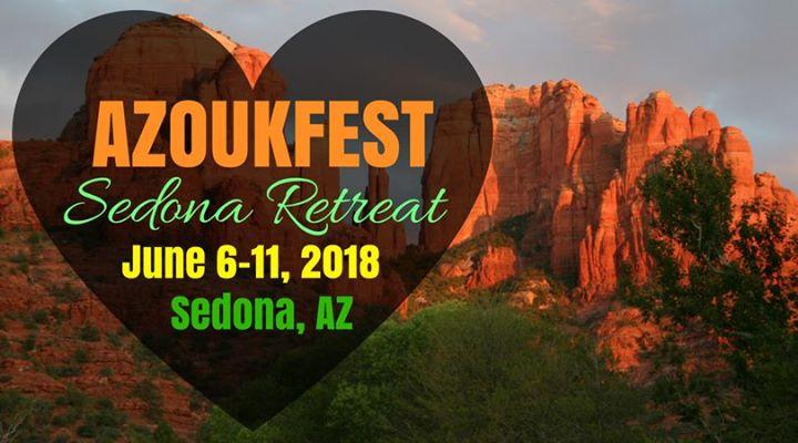 AZoukFest Sedona Retreat