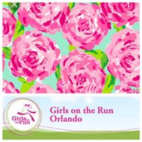 Lily Pulitzer Shopping for Girls on the Run