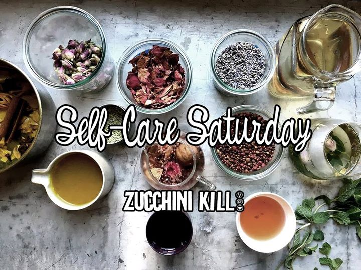 Mar. 10th Self-Care Saturday Tea Party  Witches Market